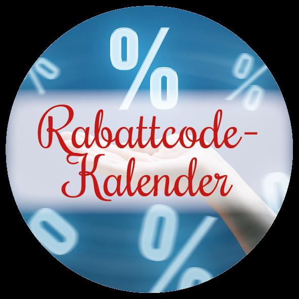 Rabattcodekalender