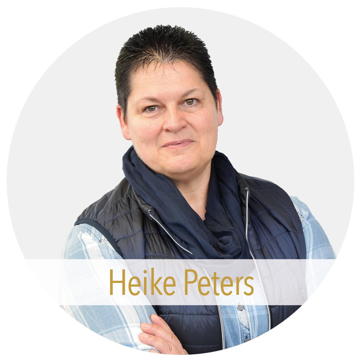 HEIKE PETERS