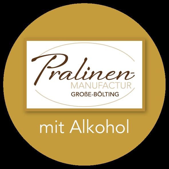 Adventskalender alkoholhaltige Pralinen