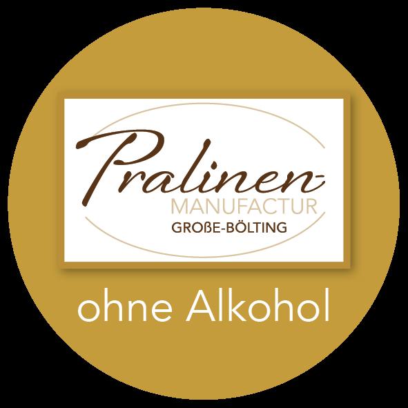 Adventskalender mit alkoholfreien Pralinen