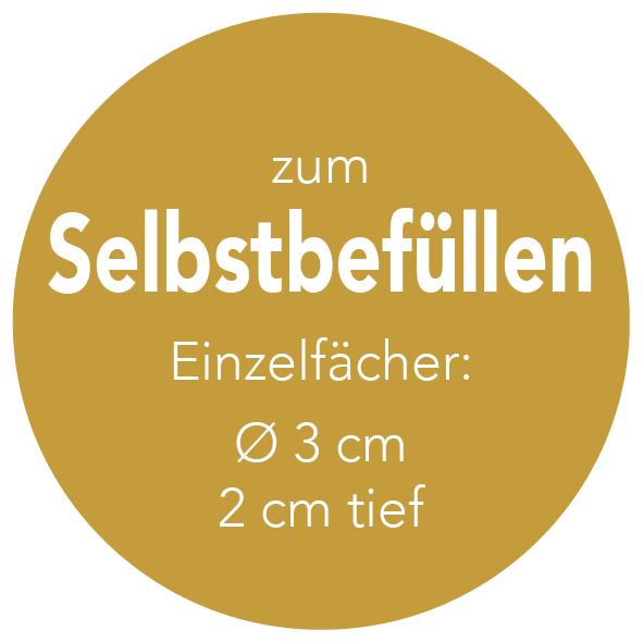 Adventskalender mit Pralinen von Ferrero