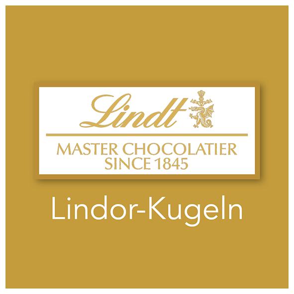 Adventskalender mit Lindor Mini Kugel Mix von Lindt