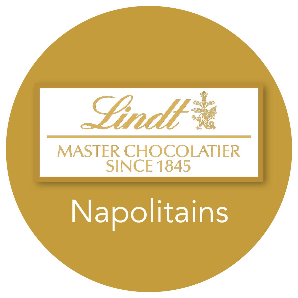 Adventskalender mit Lindt-Napolitains