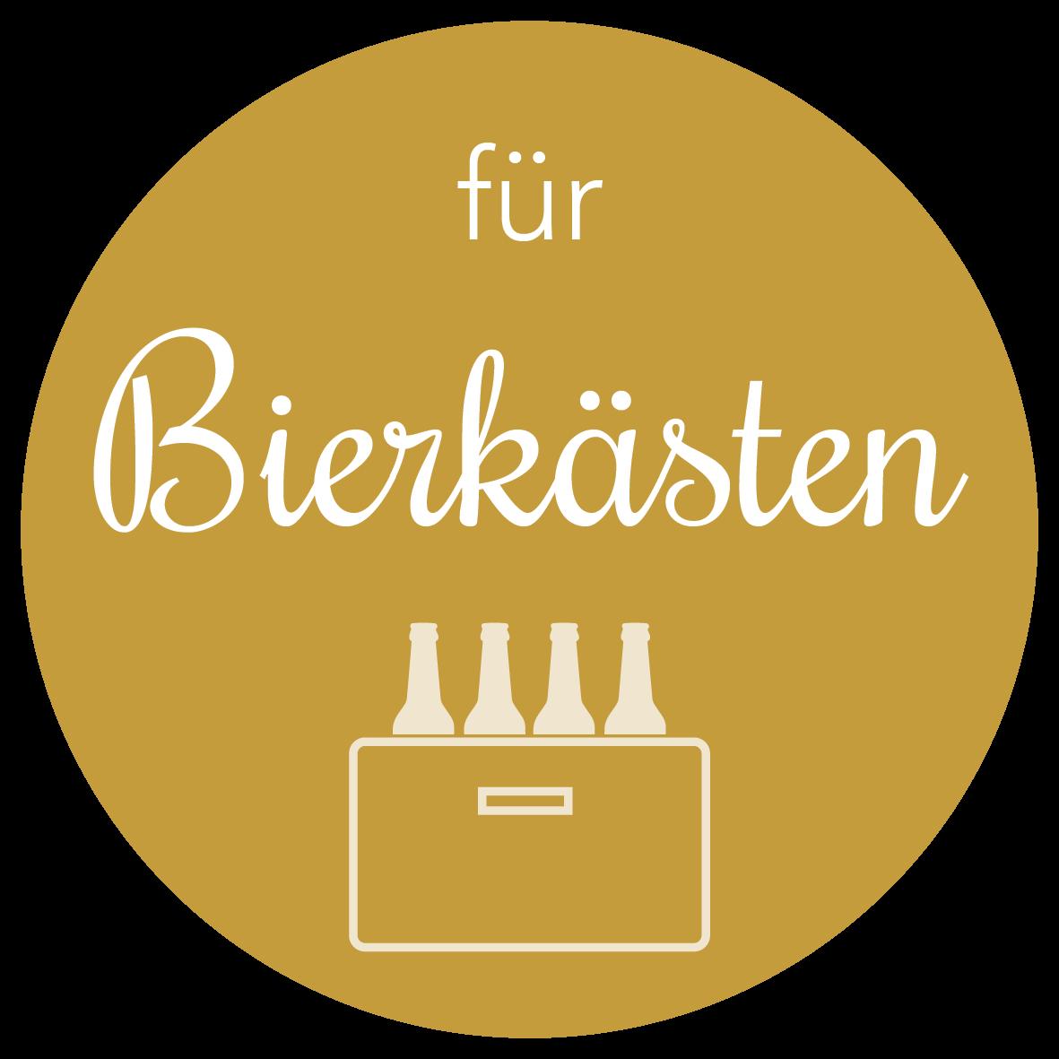 Adventskalender für Bierkästen