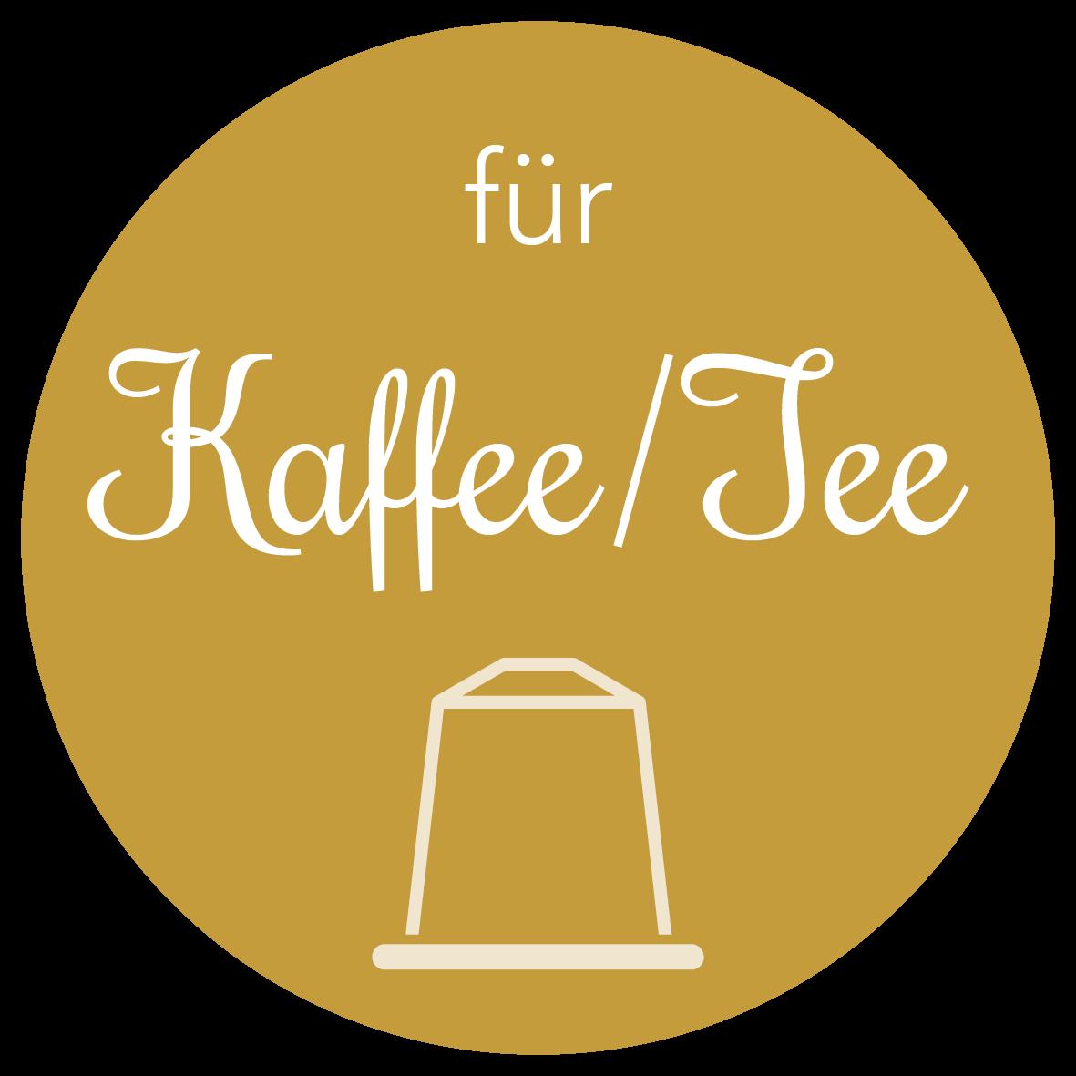 Adventskalender für Kaffee/Tee