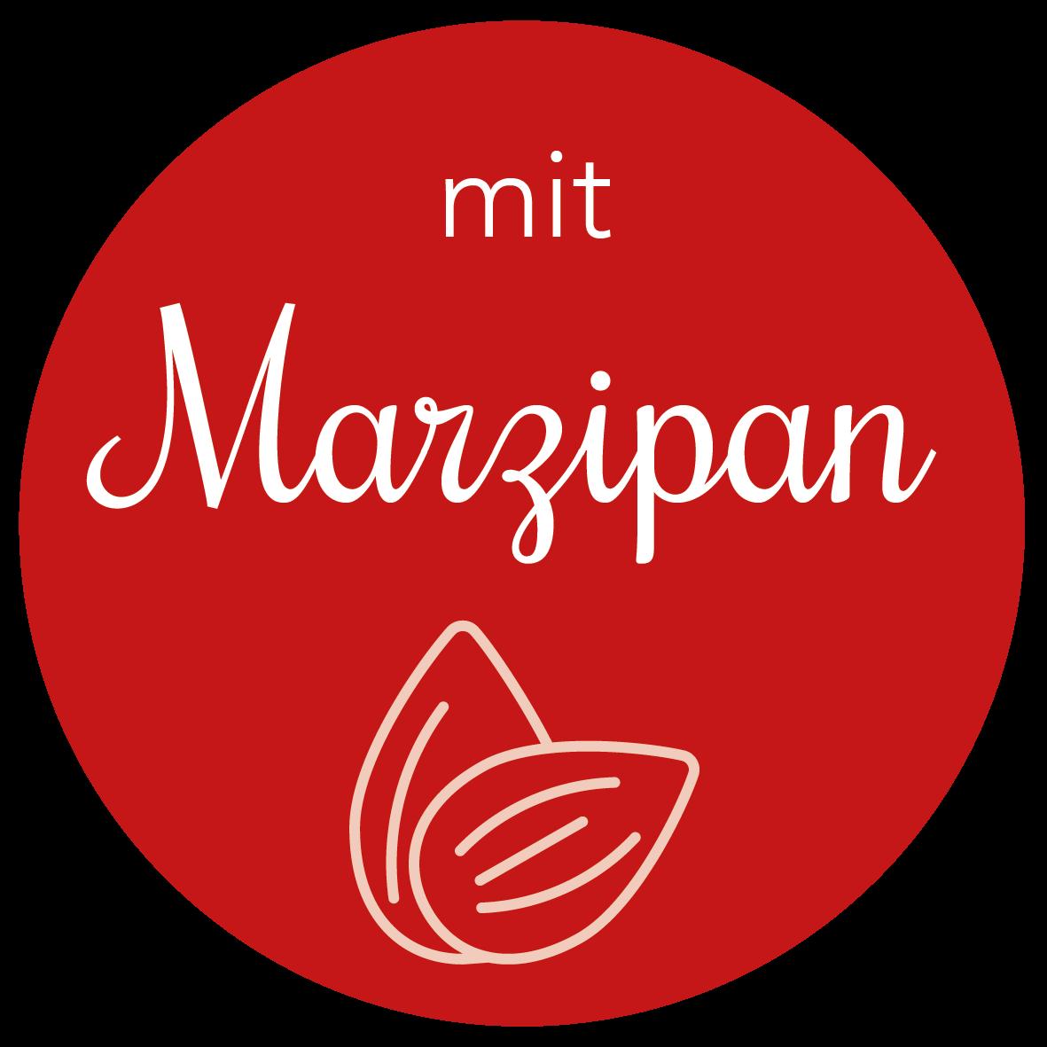 Adventskalender mit Marzipan