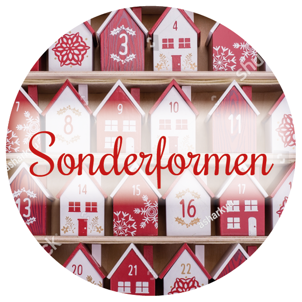 Adventskalender Sonderformen